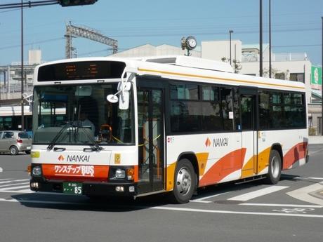 短時間、週1日もOK(路線バス・自治体コミュニティバス・企業や学校の送迎バス)−経験者歓迎−